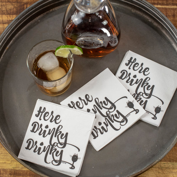 Twisted Wares - Cocktail Napkin