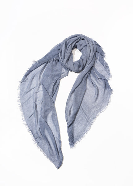 Look - Vintage Cotton Long Scarf