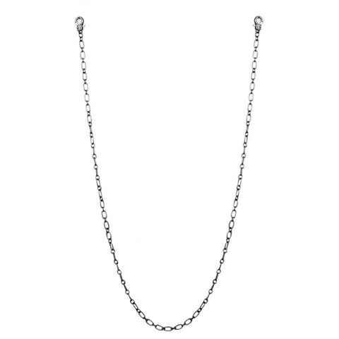 "Marlyn Schiff - 26"" Small Link Mask Chain"