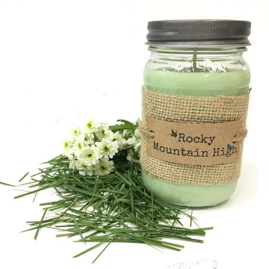 U. Scents - Rocky Mountain High 16oz Candle