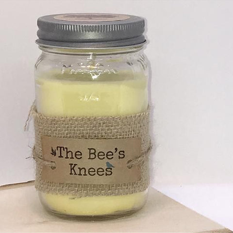 U. Scents - The Bees Knees 16oz Candle