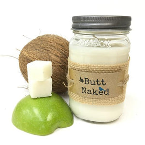 U. Scents - Butt Naked 16oz Candle