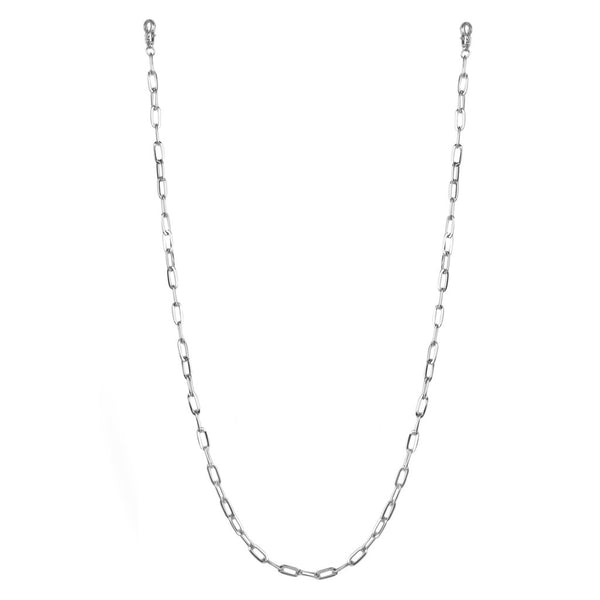 "Marlyn Schiff - 26"" Large Link Mask Chain"