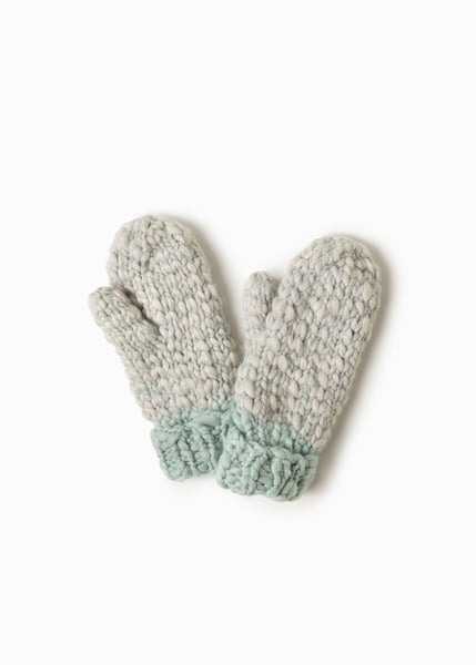 Look - Mango Yarn Mittens