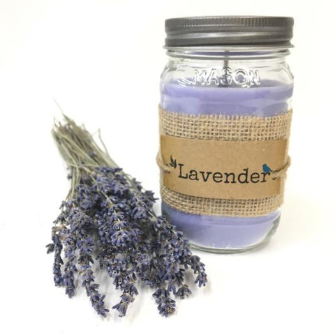 U. Scents - Lavender 16oz Candle