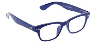 Peepers - Clark Focus Blue Readers