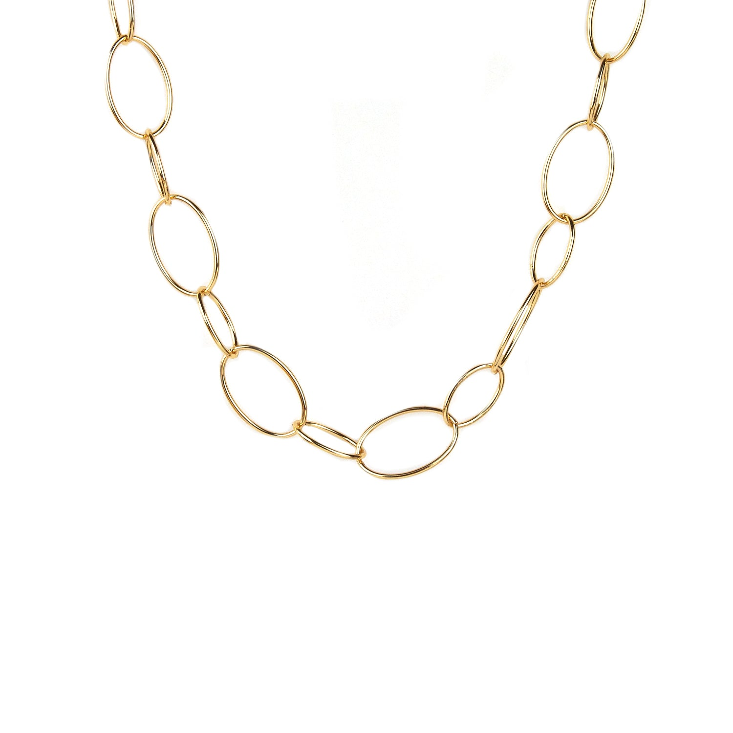 "Marlyn Schiff - 16"" Thin Link Necklace"