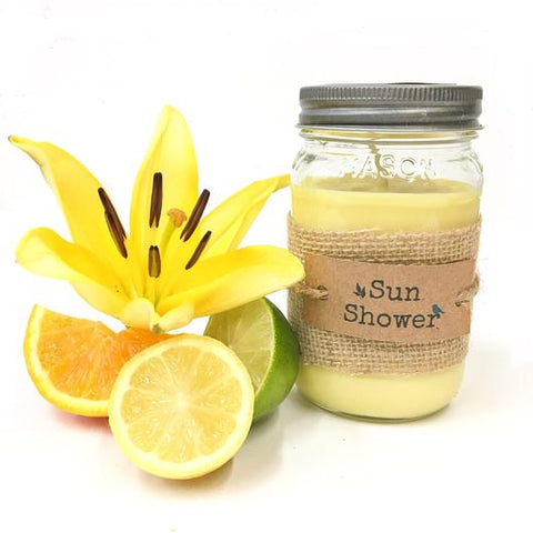 U. Scents - Sun Shower 16oz Candle