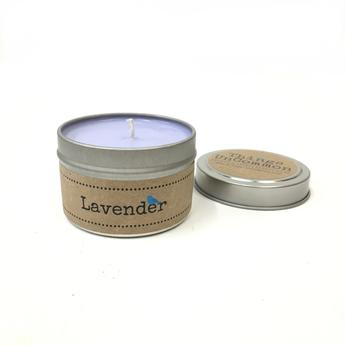 Uncommon Scents - 4 oz Tin Candle