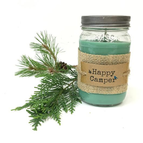 U. Scents - Happy Camper 16oz Candle