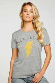 Chaser - Triblend Jersey Rock Legend Tee