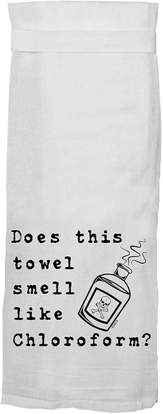 Twisted Wares - Towel