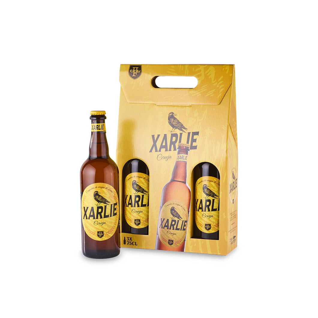 Pack Solidário Original Premium Pilsner 3x750ML