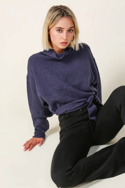 Oriana Tied Sweater