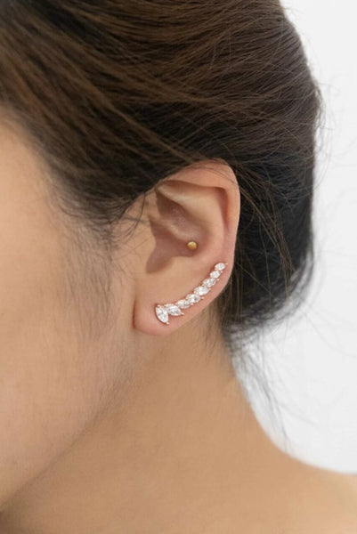 Iridessa Ear Pin Earrings