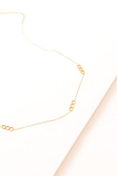 Bubbly Mode Necklace