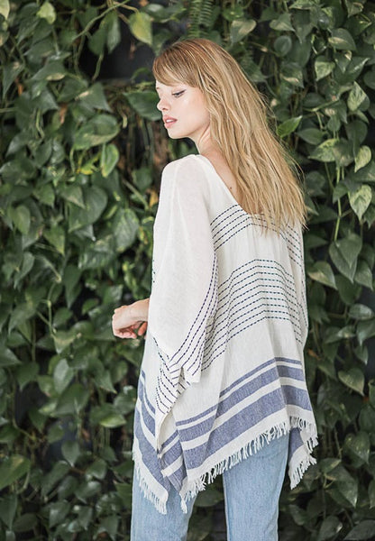 Doku Striped Tunic