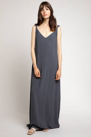 Twisted Strap Maxi Dress