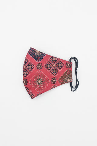 Persian Jewel Face Mask - Scarlet