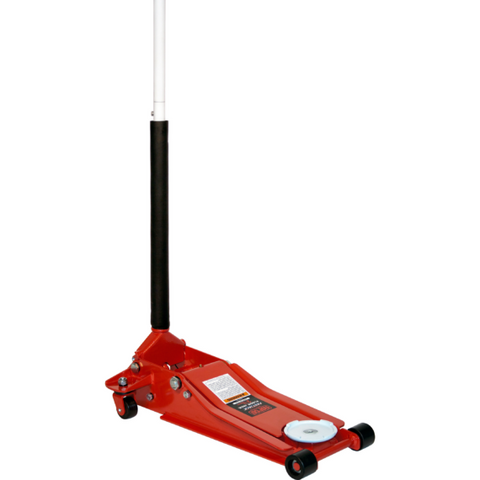 NORCO 71233A 2 TON CAPACITY DOUBLE PUMP FLOOR JACK