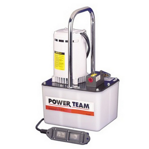 POWER TEAM (SPX) PE172 ELECTRIC 2-SPEED PUMP
