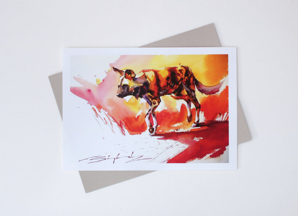 Tom Shepherd - Wanderer Special limited edition print