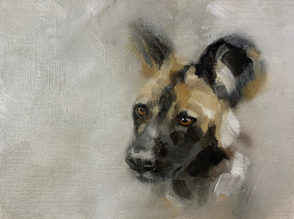 Julie Brunn - Painted Dog Special Limited Edition Print