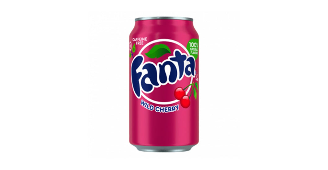 Fanta Wild Cherry (355ml)