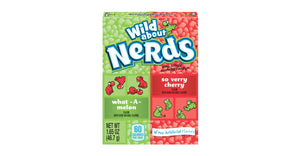 Nerds Cherry & Watermelon 47g
