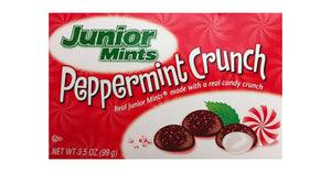 Junior Mints Peppermint Crunch 99g
