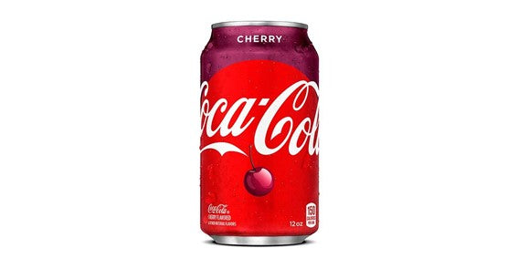Coca Cola Cherry 355ml buy 10 get 2 free