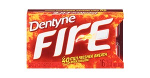 Dentyne Fire Cinnamon