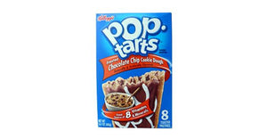 Pop Tarts Frosted Choc Chip Cookie Dough (8 pack)