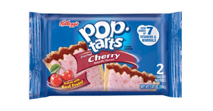 Pop Tarts Frosted Cherry (2 pack)