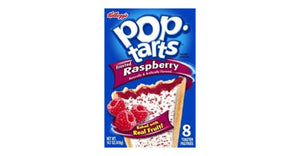 Pop Tarts Frosted Raspberry (8 pack)