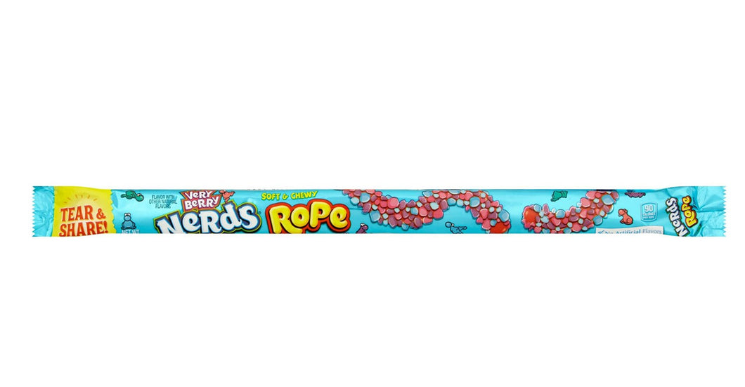 Nerds Rope Very Berry 26g Exp July 2020