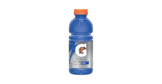 Gatorade Fierce Grape 591 Ml