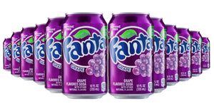 Fanta Grape (355ml) Buy 10 Get 2 Free