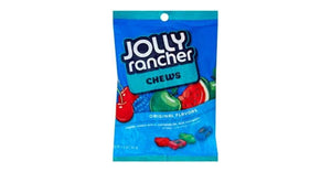 Jolly Rancher Fruit Chews 184g bag