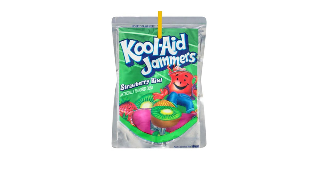 Koolaid Jammers Kiwi Strawberry 170 ml