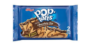 Pop Tarts Frosted Chocolate Chip (2 pack)
