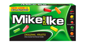 Mike and Ike Original Theatre Box 141g