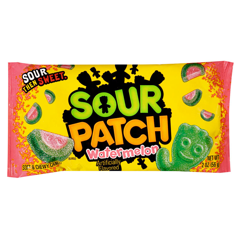 Sour Patch Watermelon bag 56 gram