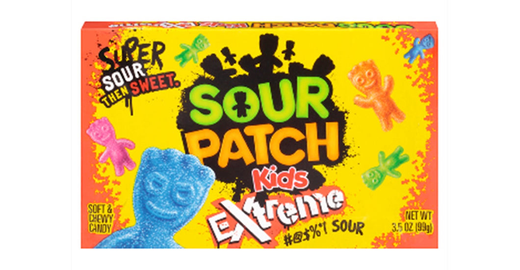 Sour Patch Extreme Theatre Box 99g