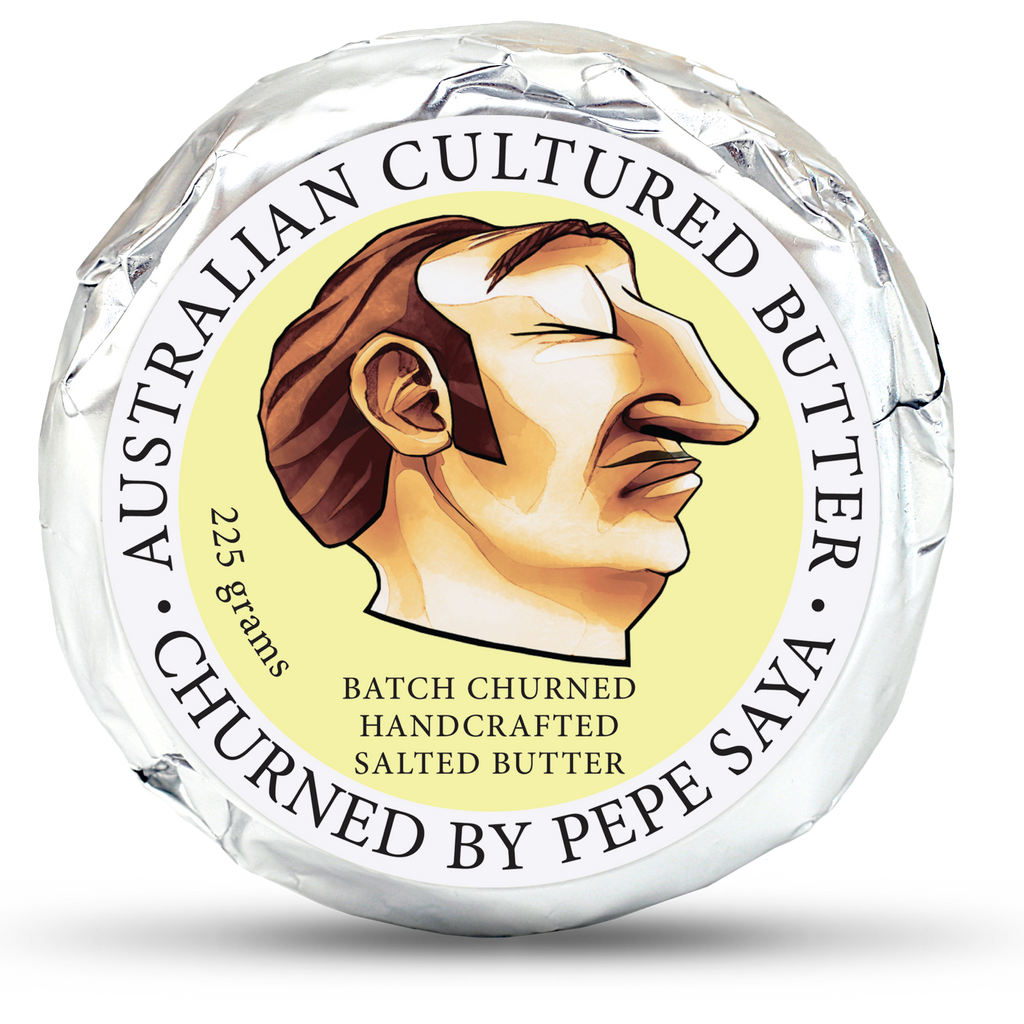 Cultured Butter, salted - 225g
