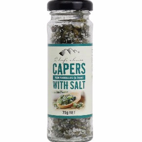 Capers in Salt - 75g