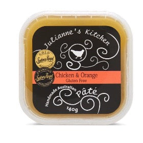 Chicken and Orange  Pâté  140g