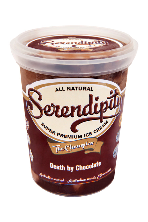 Ice Cream, Death by Chocolate - 500mL