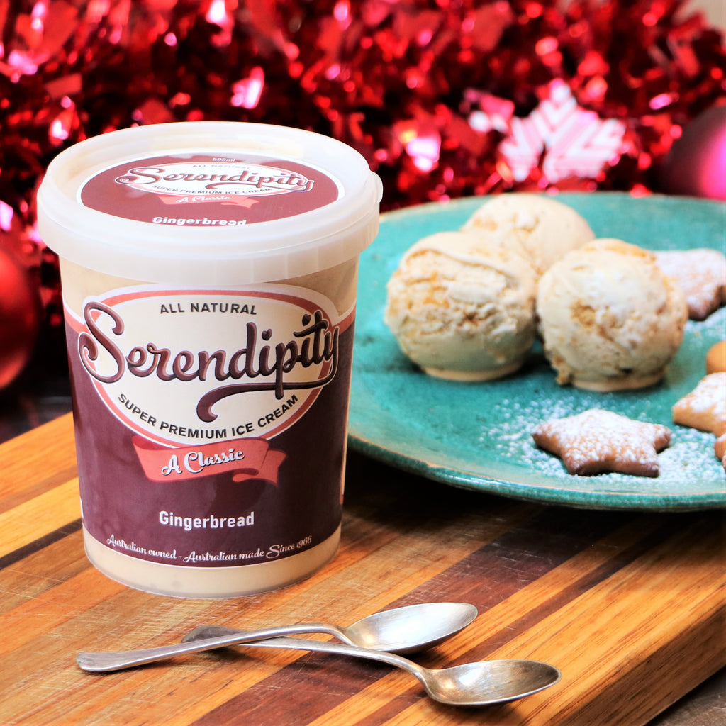 Ice Cream, Gingerbread - 500mL (LIMITED EDITION)