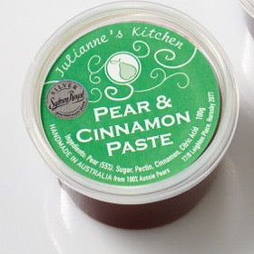 Fruit Paste, Pear and Cinnamon - 100g
